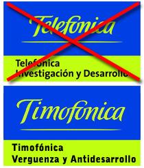 ASI NOS ROBA TELEFONICA